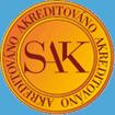 Logo akreditace SAK