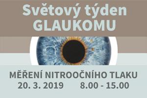 Světový týden glaukomu