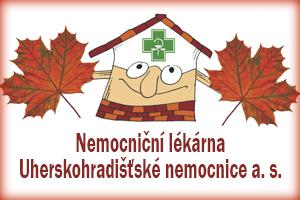 Podzim v nemocniční lékárně