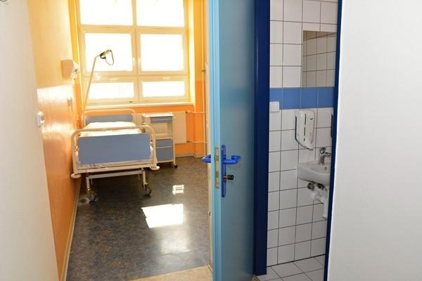 Součástí každého pokoje je vlastní sociální zařízení