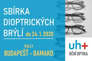 Sbírka dioptrických brýlí