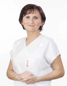 MUDr. Marie Slováčková