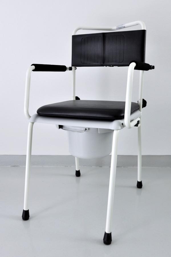 Toaletní křeslo bez koleček - 300 Kč/měsíc
