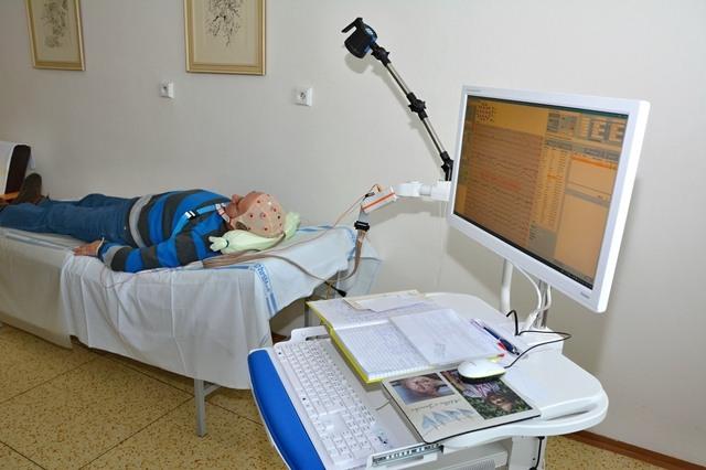 Vyšetření EEG