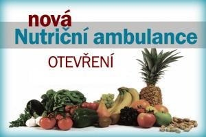 Otevření nové nutriční ambulance
