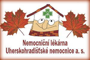 Podzimní nabídka nemocniční lékárny